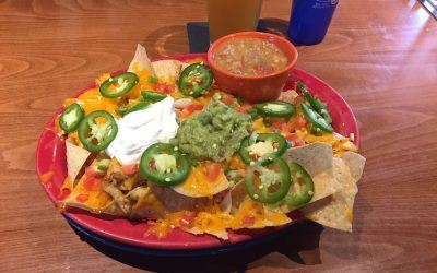 Epic Nachos from Sam's No. 3 for the Ultimate #NationalNachoDay Experience