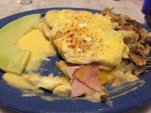 Eggs Benedict