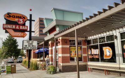 5 Reasons Why You Should Eat at Sam's this Summer