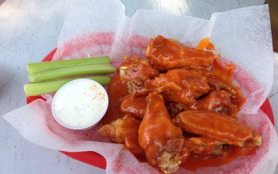 Menu Spotlight: Get Saucy with Wings from Our Denver Diner