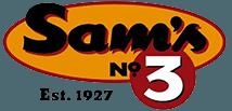 Sam's No. 3 Logo