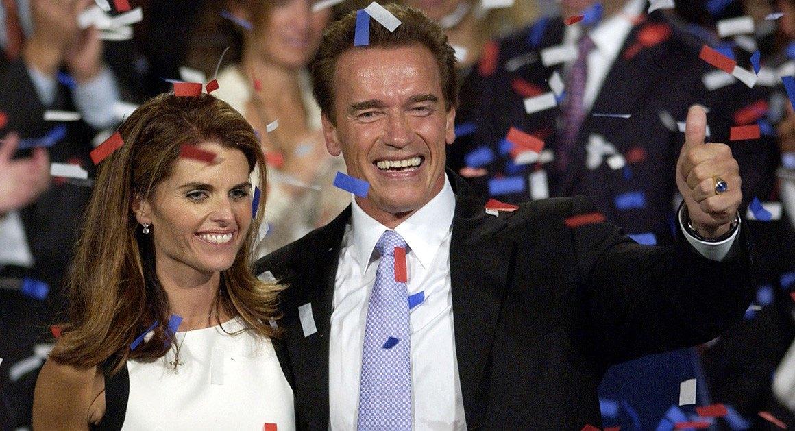 Arnaold Schwarzenegger is elected Governor of California