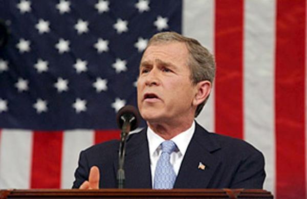 President Bush 2000