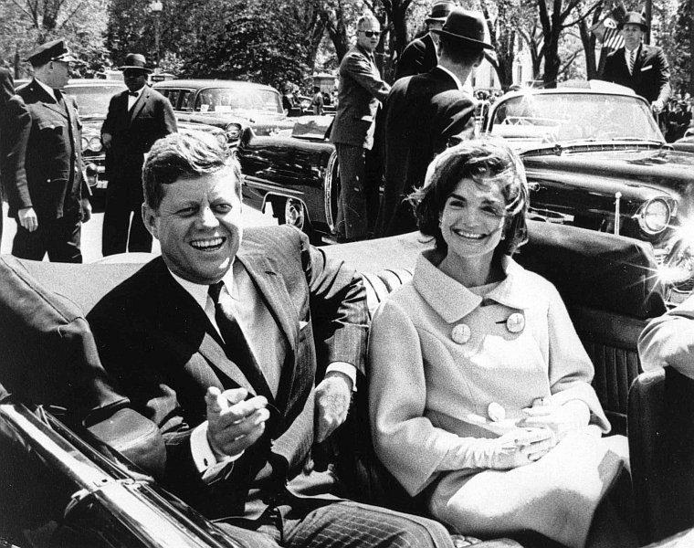 President Kennedy, assasinated Nov 1963