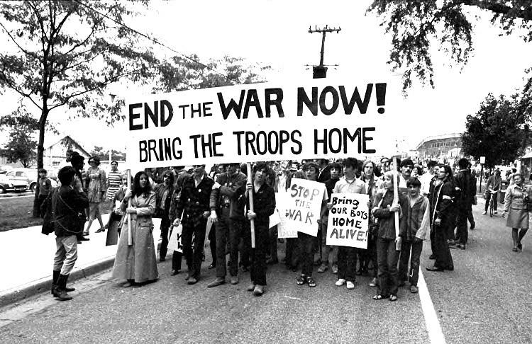 End of Vietnam War, 1973