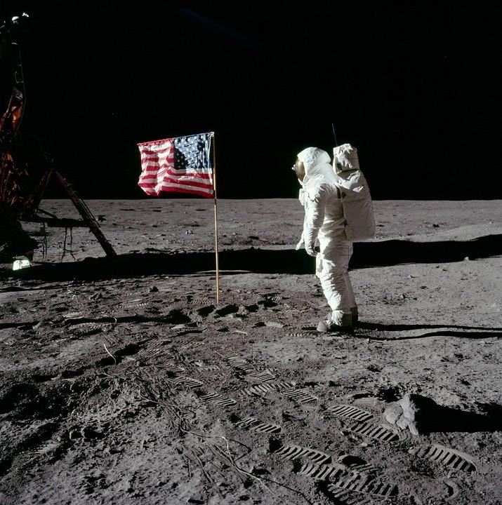 Moon landing, 1969