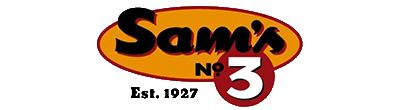 Sam's No.3 logo
