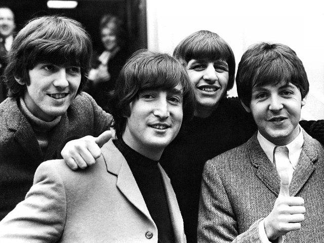 The Beatles breakup in 1970