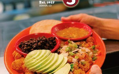 Satisfy Your Craving for Mexican Food with These Great Vegetarian Classics at Denver's Best Diner