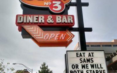 Stop by Sam's and Enjoy the Best Sports on T.V. in Denver