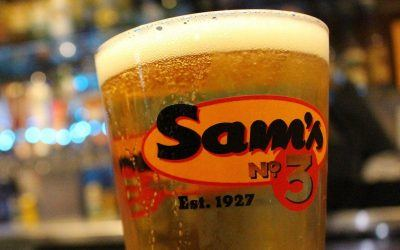 Celebrate St. Patrick's Day with Cold Beer & Cocktails from Sam's!