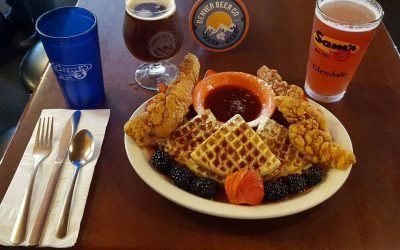 Hungry for Breakfast? Order Waffles from Sam's in Denver!